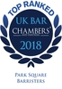 Chambers and partners 2018