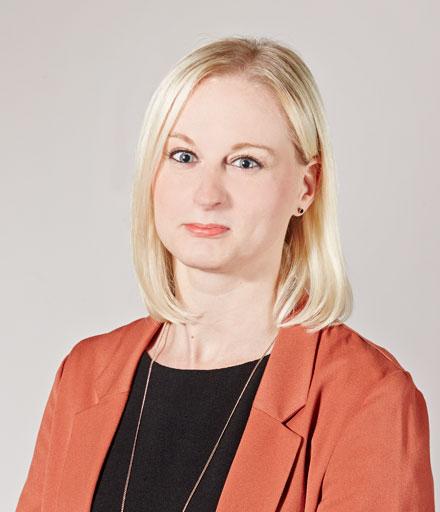 Helen Featherstone (Maternity Leave) image