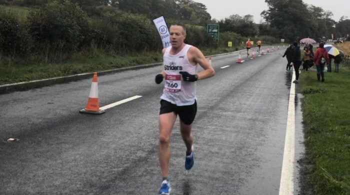 PSQB's Huw Lippiatt and Elaine Foster-Morgan complete York marathon
