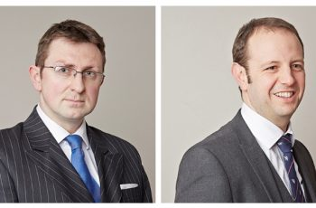 Further PSQB individual Legal 500 rankings announced – Tom Gent and Simon Clegg image