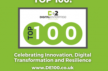 PSQB selected as one of the Digital Enterprise Top 100 businesses in Leeds. image