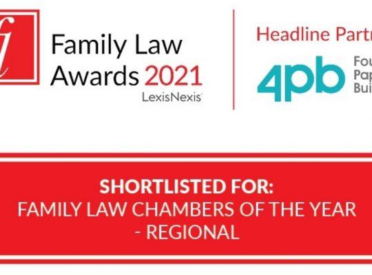 Family Law Awards 2021